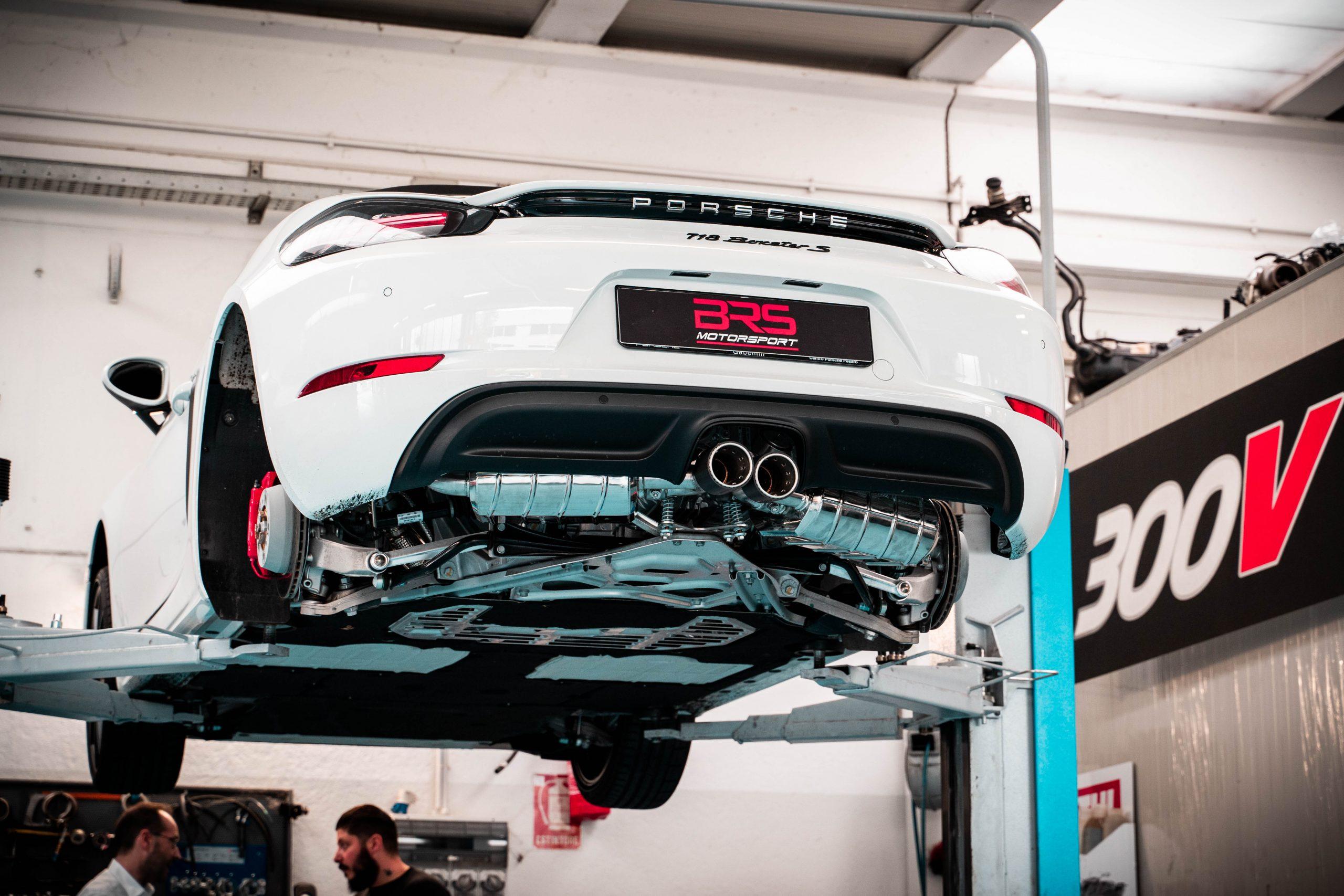 Porsche Cayman/Boxster 718 S