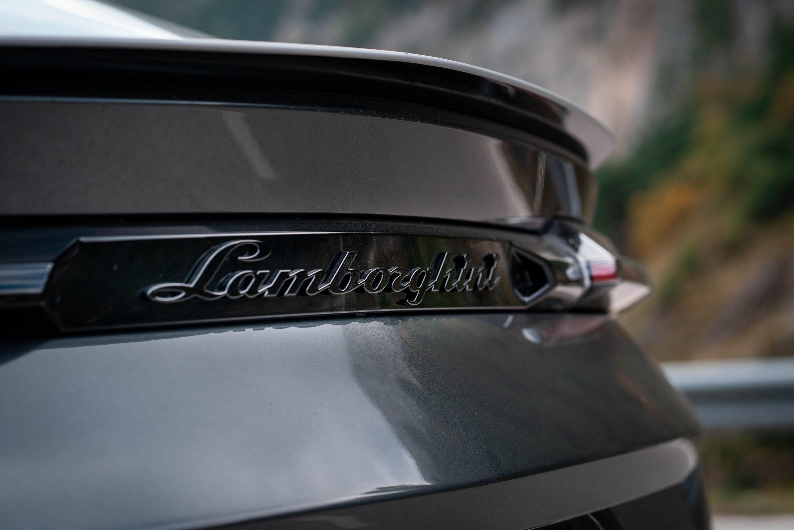 Lamborghini Urus e Capristo