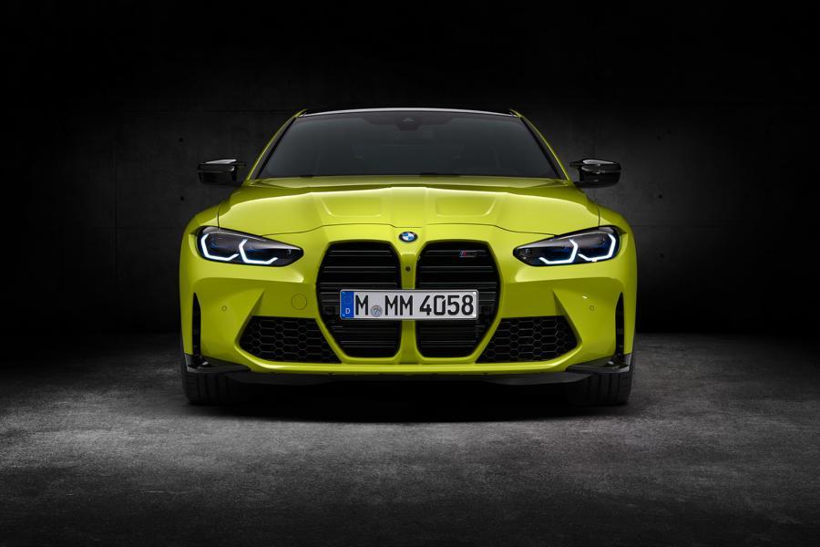 Impianto di scarico per BMW M4 G80 e Competition.